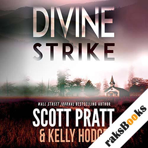 Divine Strike audiobook cover art