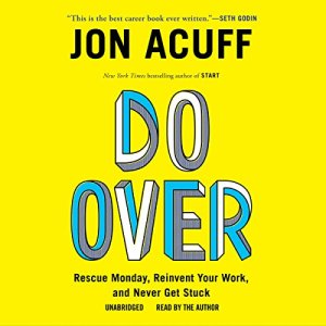 Do Over audiobook cover art