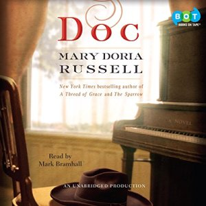Doc audiobook cover art