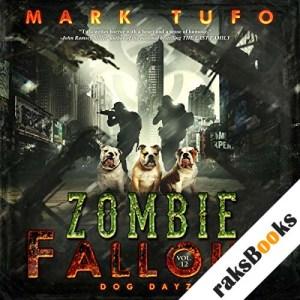 Dog Days of War audiobook cover art