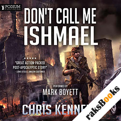 Don't Call Me Ishmael audiobook cover art