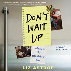 Don't Wait Up audiobook cover art