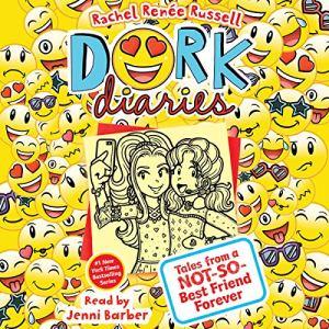 Dork Diaries 14 audiobook cover art