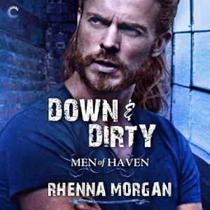 Down & Dirty audiobook cover art
