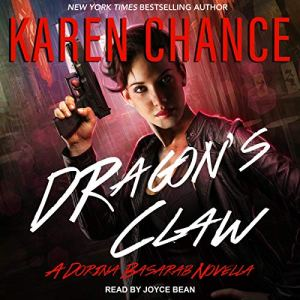 Dragon's Claw audiobook cover art
