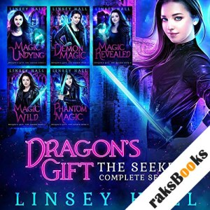 Dragon's Gift: The Seeker Complete Series audiobook cover art