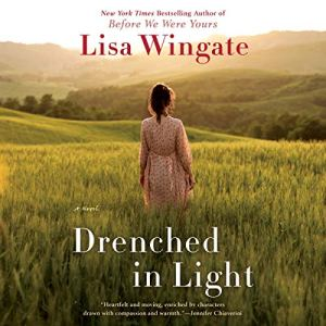 Drenched in Light audiobook cover art