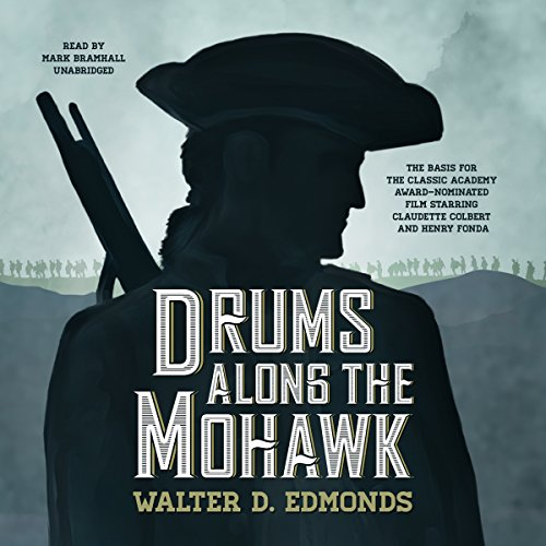 Drums Along the Mohawk audiobook cover art