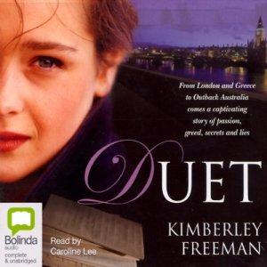 Duet audiobook cover art