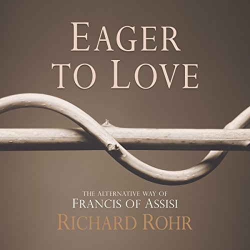 Eager to Love audiobook cover art