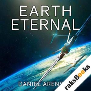 Earth Eternal audiobook cover art