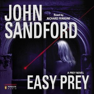 Easy Prey audiobook cover art