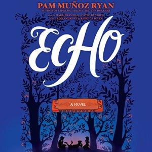 Echo audiobook cover art