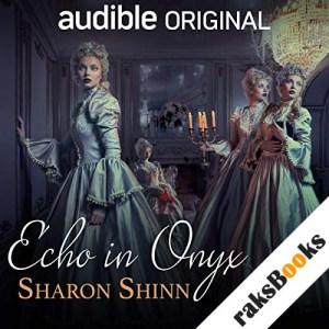 Echo in Onyx audiobook cover art