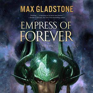 Empress of Forever audiobook cover art