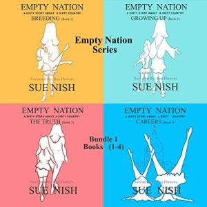 Empty Nation, Bundle 1 (4 Book Series) audiobook cover art