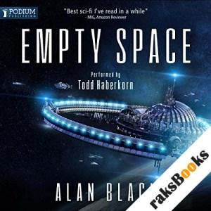 Empty Space audiobook cover art