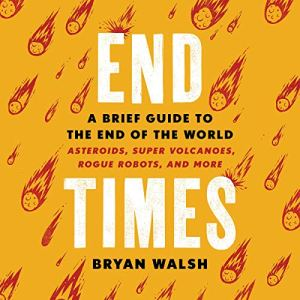 End Times audiobook cover art