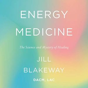 Energy Medicine audiobook cover art