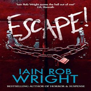 Escape! audiobook cover art