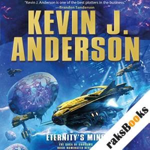 Eternity's Mind audiobook cover art