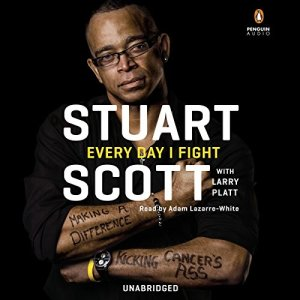 Every Day I Fight audiobook cover art