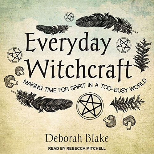 Everyday Witchcraft audiobook cover art