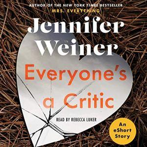Everyone's a Critic audiobook cover art