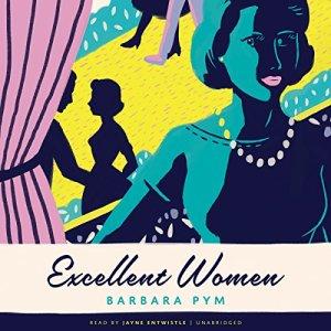 Excellent Women audiobook cover art