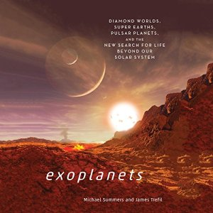 Exoplanets audiobook cover art