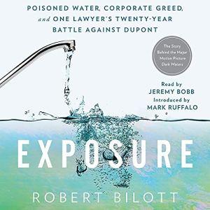 Exposure audiobook cover art