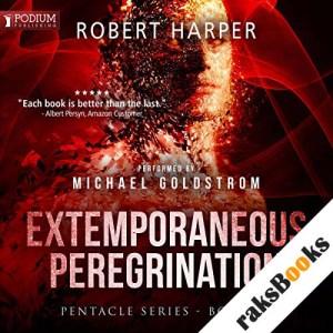 Extemporaneous Peregrination audiobook cover art