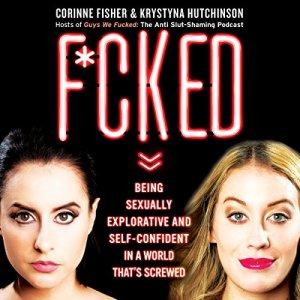 F--ked audiobook cover art