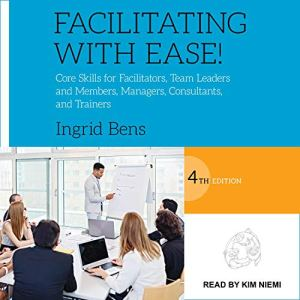 Facilitating with Ease! audiobook cover art