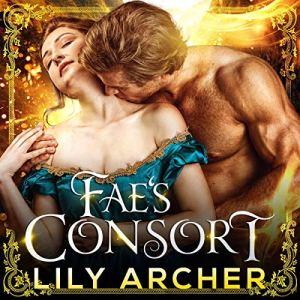 Fae's Consort audiobook cover art