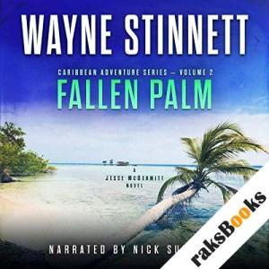 Fallen Palm: A Jesse McDermitt Novel audiobook cover art