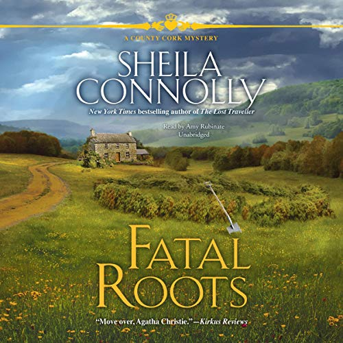 Fatal Roots audiobook cover art