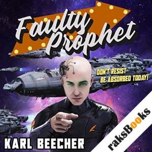 Faulty Prophet audiobook cover art