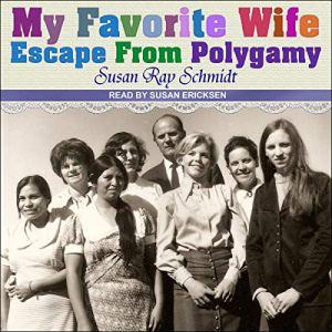 Favorite Wife audiobook cover art