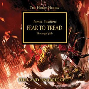 Fear to Tread audiobook cover art