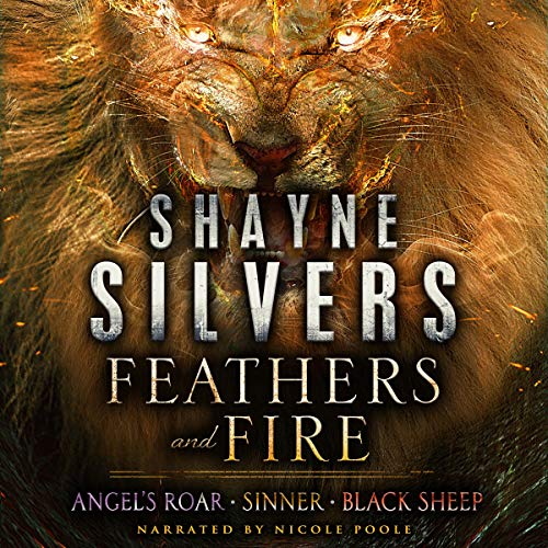 Feathers and Fire Series: Books 4-6 audiobook cover art