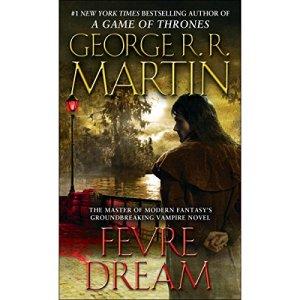 Fevre Dream audiobook cover art