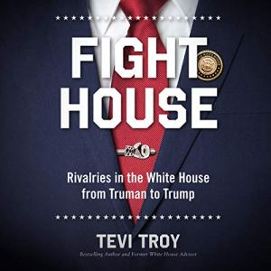 Fight House audiobook cover art
