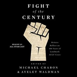 Fight of the Century audiobook cover art