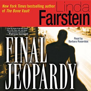 Final Jeopardy audiobook cover art