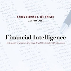 Financial Intelligence audiobook cover art