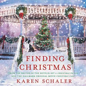 Finding Christmas audiobook cover art