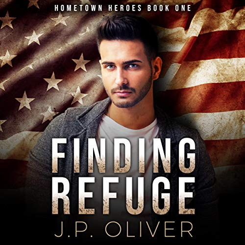 Finding Refuge audiobook cover art