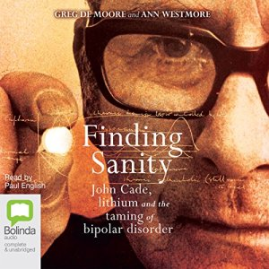 Finding Sanity audiobook cover art