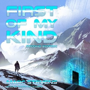 First of My Kind, 2nd Edition audiobook cover art